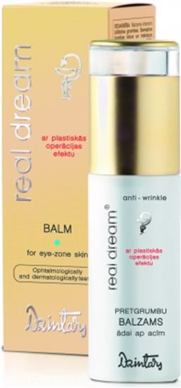 Picture of REAL DREAM – SNAKE LIFTING   Anti-wrinkle balm for eye-zone skin with the plastic surgery effect 30 ML