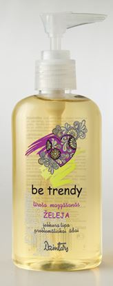 Picture of BE TRENDY Cleansing and Washing Gel for any problem skin type
