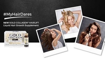 Εικόνα της GOLD COLLAGEN HAIR LIFT